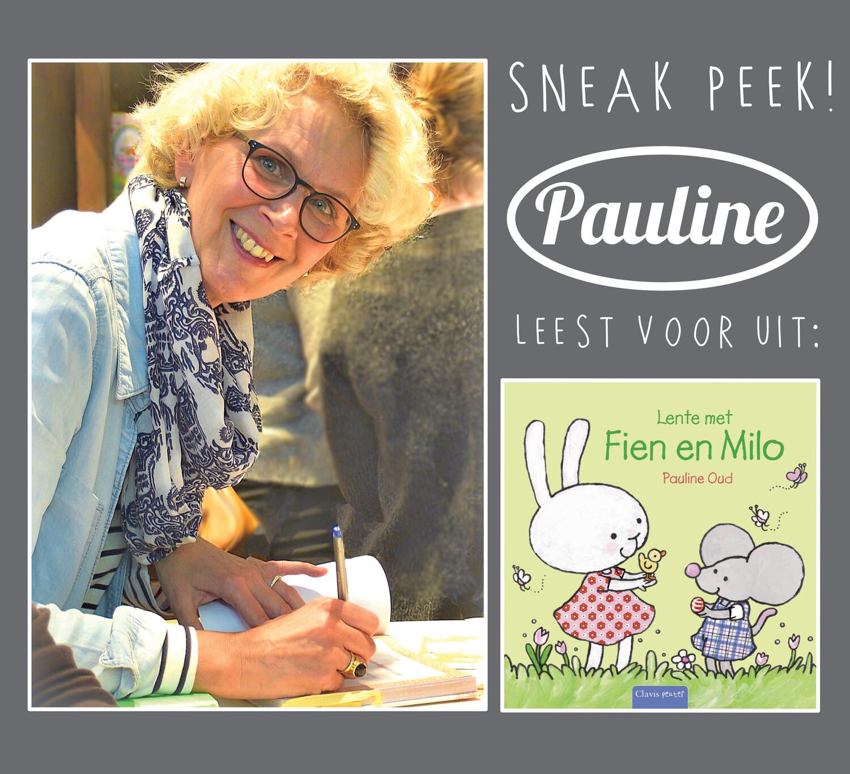 Pauline leest: Lente met Fien en Milo