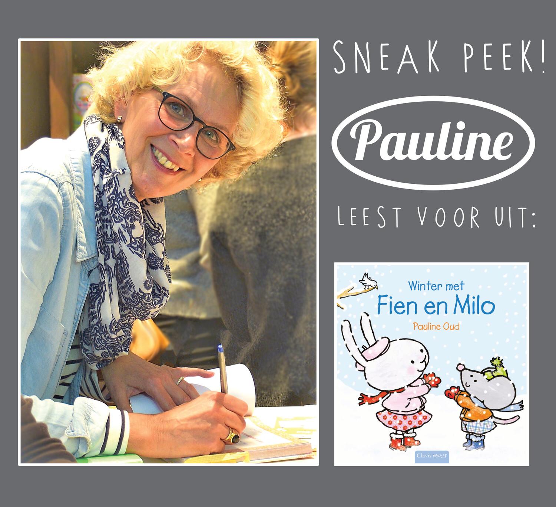 Pauline leest: Winter met Fien en Milo