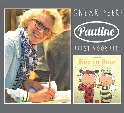 Pauline leest: Kas en Saar vieren carnaval