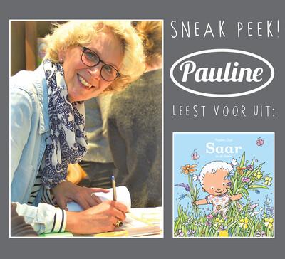 Pauline leest: Saar in de lente