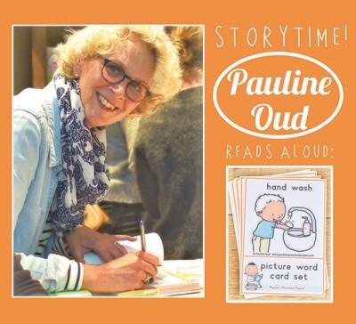 Pauline Oud Reads Aloud: Let's Wash Hands