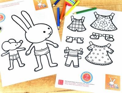 Pauline's Preschool Project Arts and Crafts set