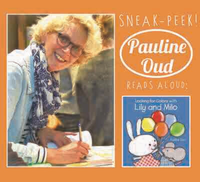 Pauline Oud Reads Aloud: Looking for Colors with Lily and Milo