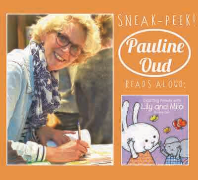 Pauline Oud Reads Aloud: Counting Animals with Lily and Milo