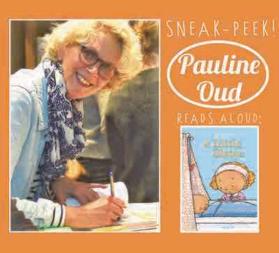 Pauline Oud Reads Aloud: But I Wanted A Sister