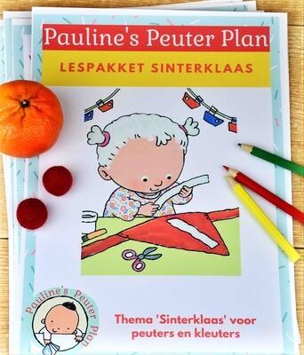 Lespakket Thema Sinterklaas