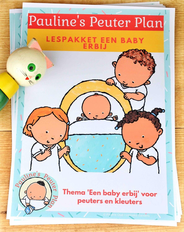 Lespakket Thema Een baby erbij