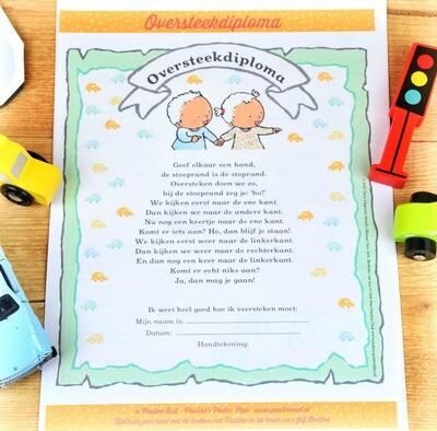 Oversteek diploma