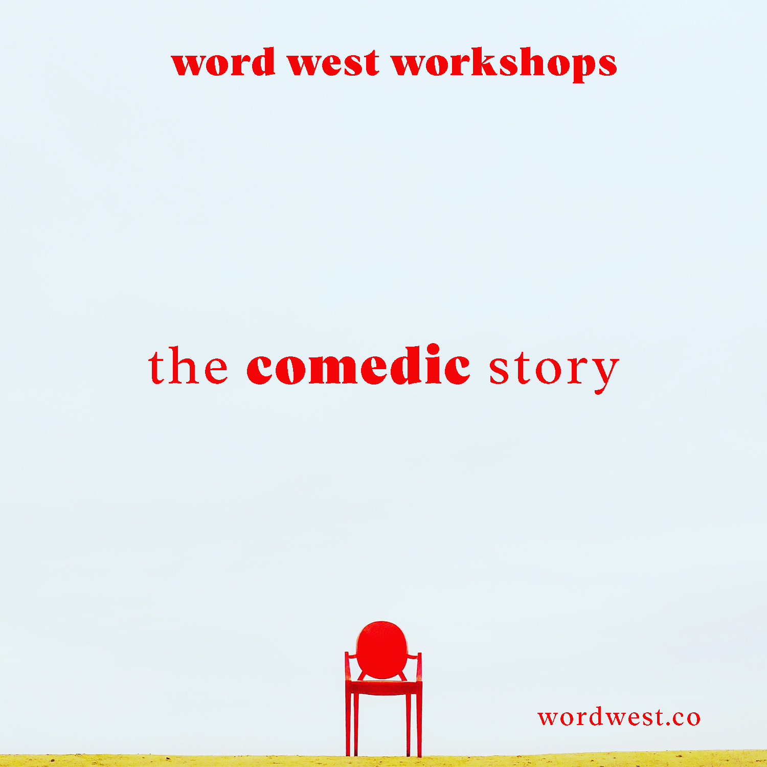short fiction workshop 4: the comedic story