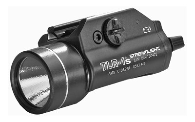 Streamlight, TLR-1s, Tactical Light, C4 LED, 300 Lumens with Strobe