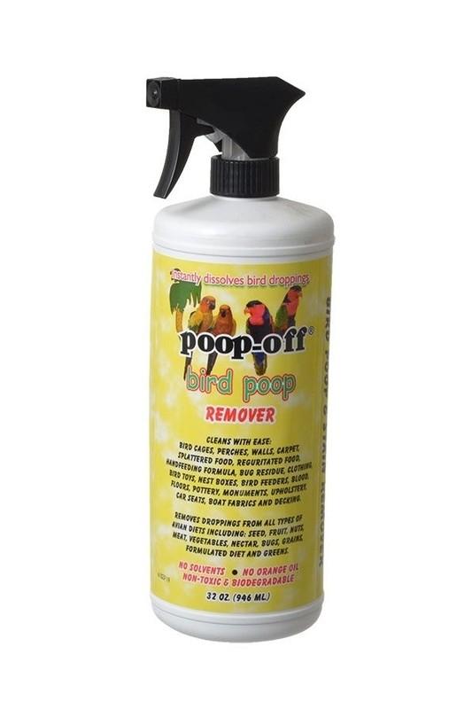 Poop-Off 32 oz with Spray Nozel
