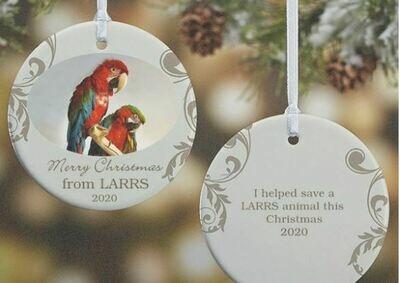 LARRS Keepsake Fundraiser Ornament