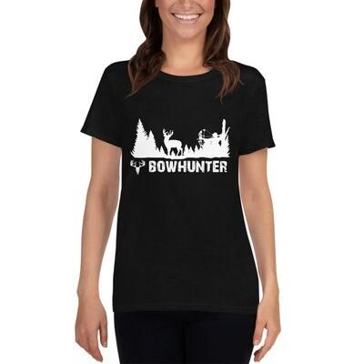 Bowhunter Women's short sleeve t-shirt