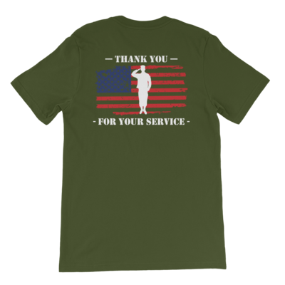 Thank you! Short-Sleeve Unisex T-Shirt
