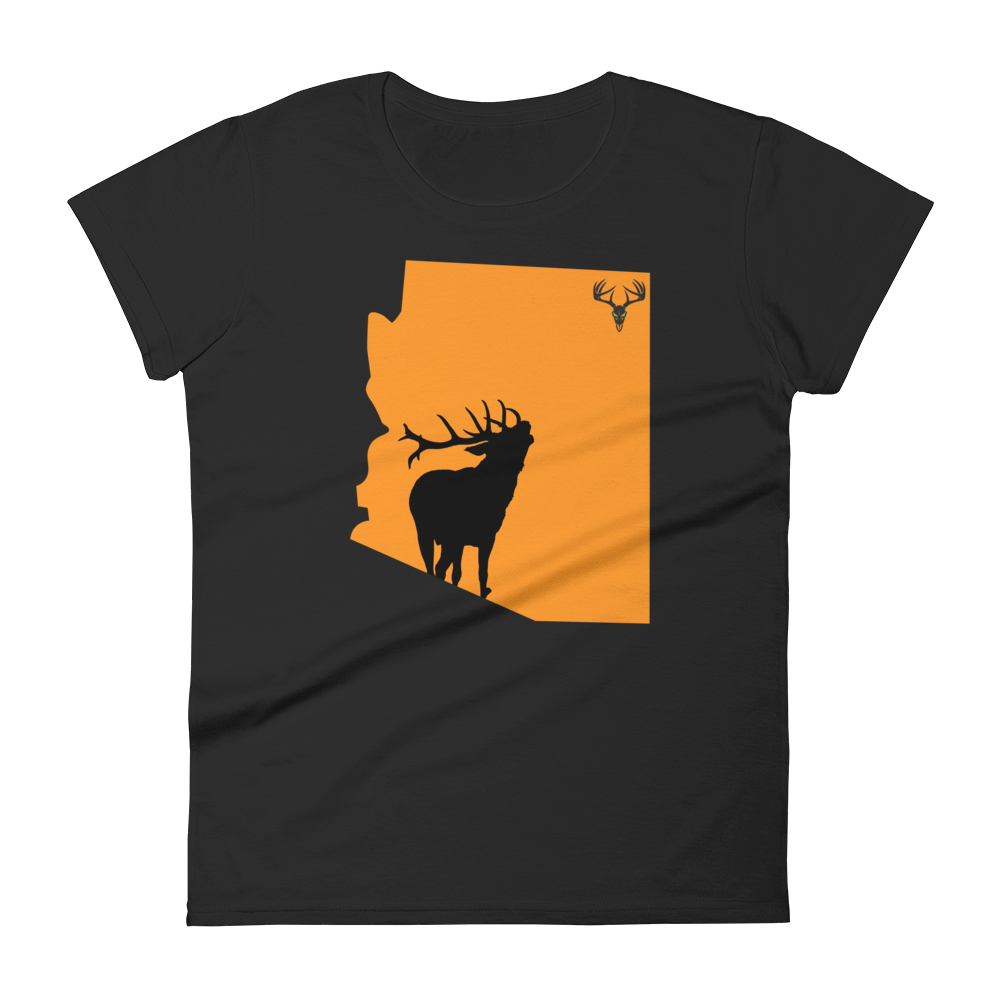AZ State Elk Women's short sleeve t-shirt
