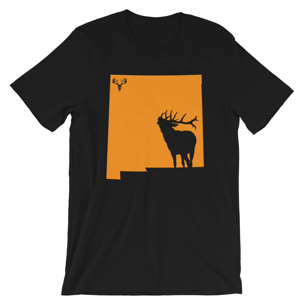 New Mexico State Elk Short-Sleeve Unisex T-Shirt