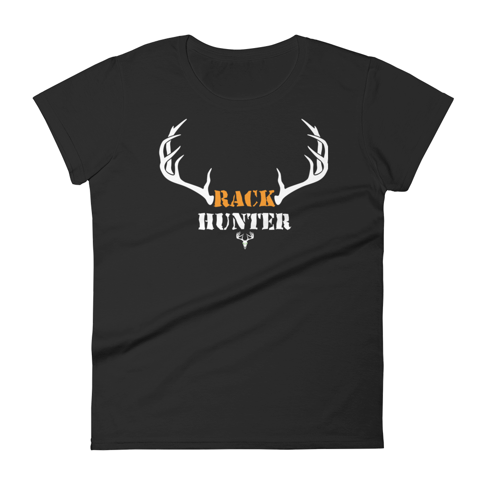 Rack Hunter Women's short sleeve t-shirt