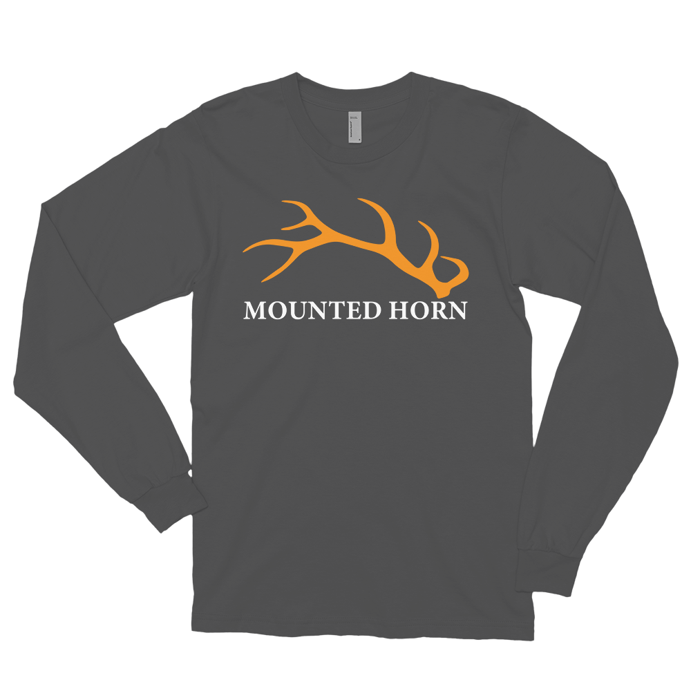 Elk Antler Long sleeve t-shirt