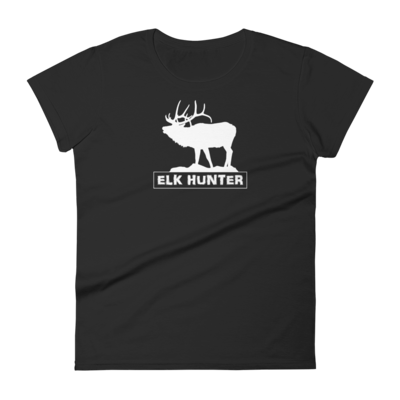 Elk Hunter Women's short sleeve t-shirt