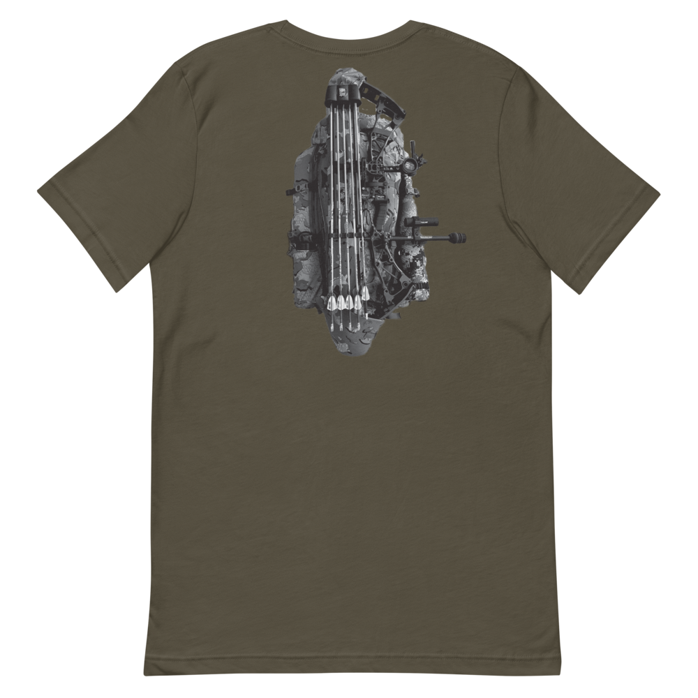 Hunting Pack Short-Sleeve Unisex T-Shirt