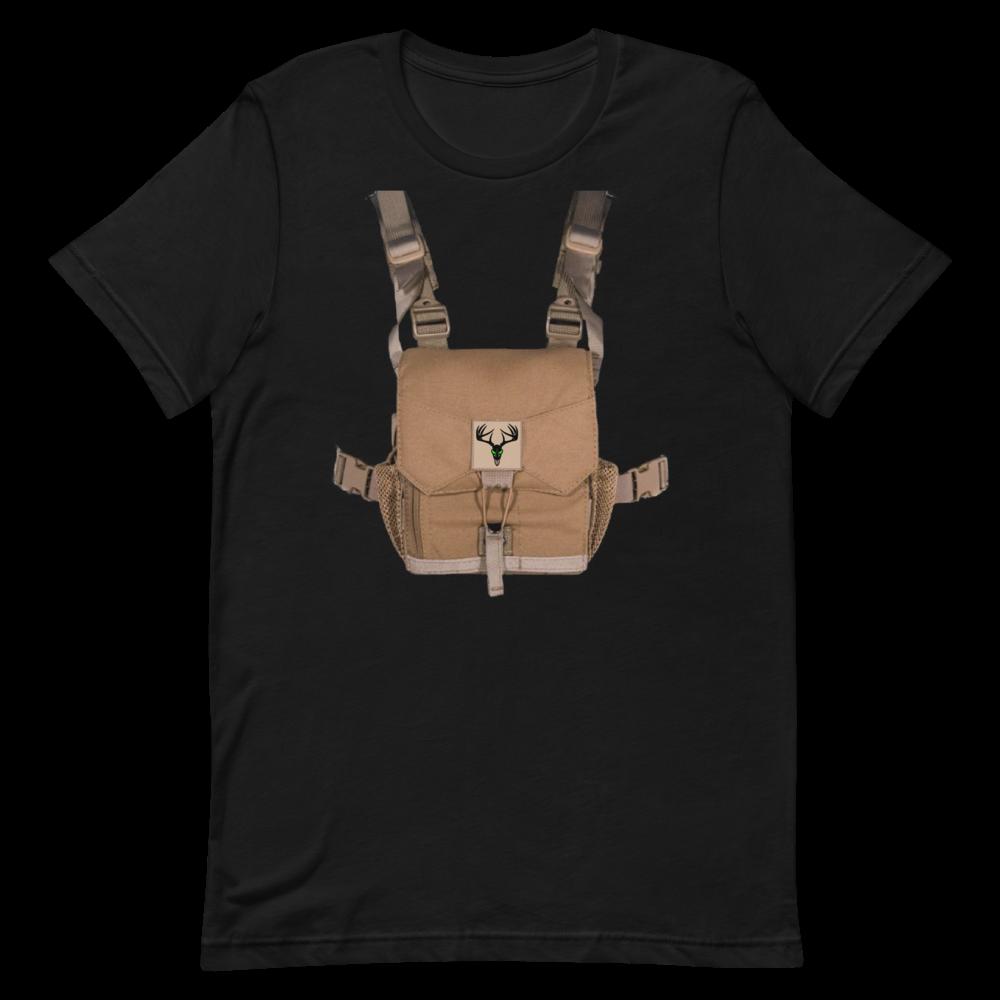 Bino Harness Short-Sleeve Unisex T-Shirt