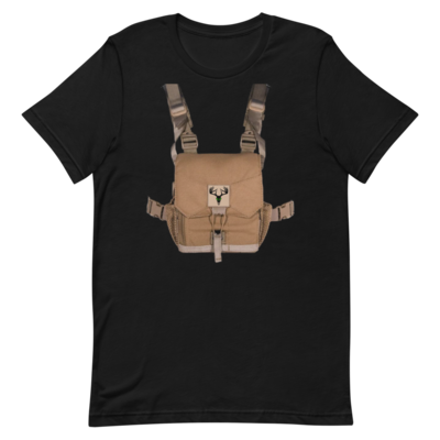 Bino Harness Short-Sleeve Unisex T-Shirt