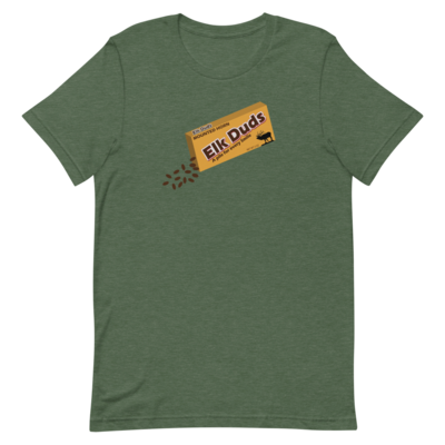 Elk Duds Short-Sleeve Unisex T-Shirt