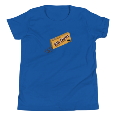 Elk Duds Youth Short Sleeve T-Shirt