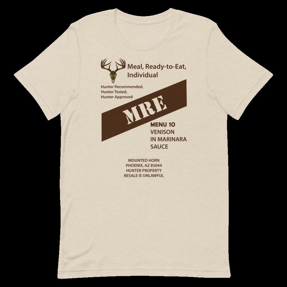 MRE Short-Sleeve Unisex T-Shirt