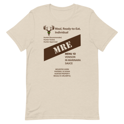 MRE Short-Sleeve Unisex T-Shirt