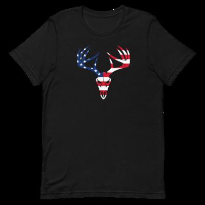 MH USA Short-Sleeve Unisex T-Shirt