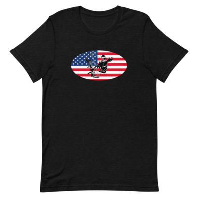 USA Archery Short-Sleeve Unisex T-Shirt