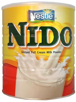 NIDO MILKPOWDER 2500 GRAM