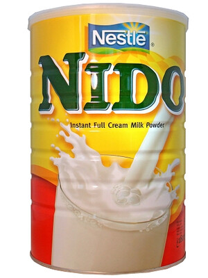NIDO MILK POWDER 900 GRAM