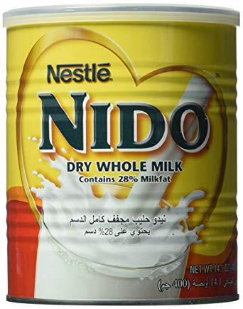 NIDO MILK POWDER 400 GRAM