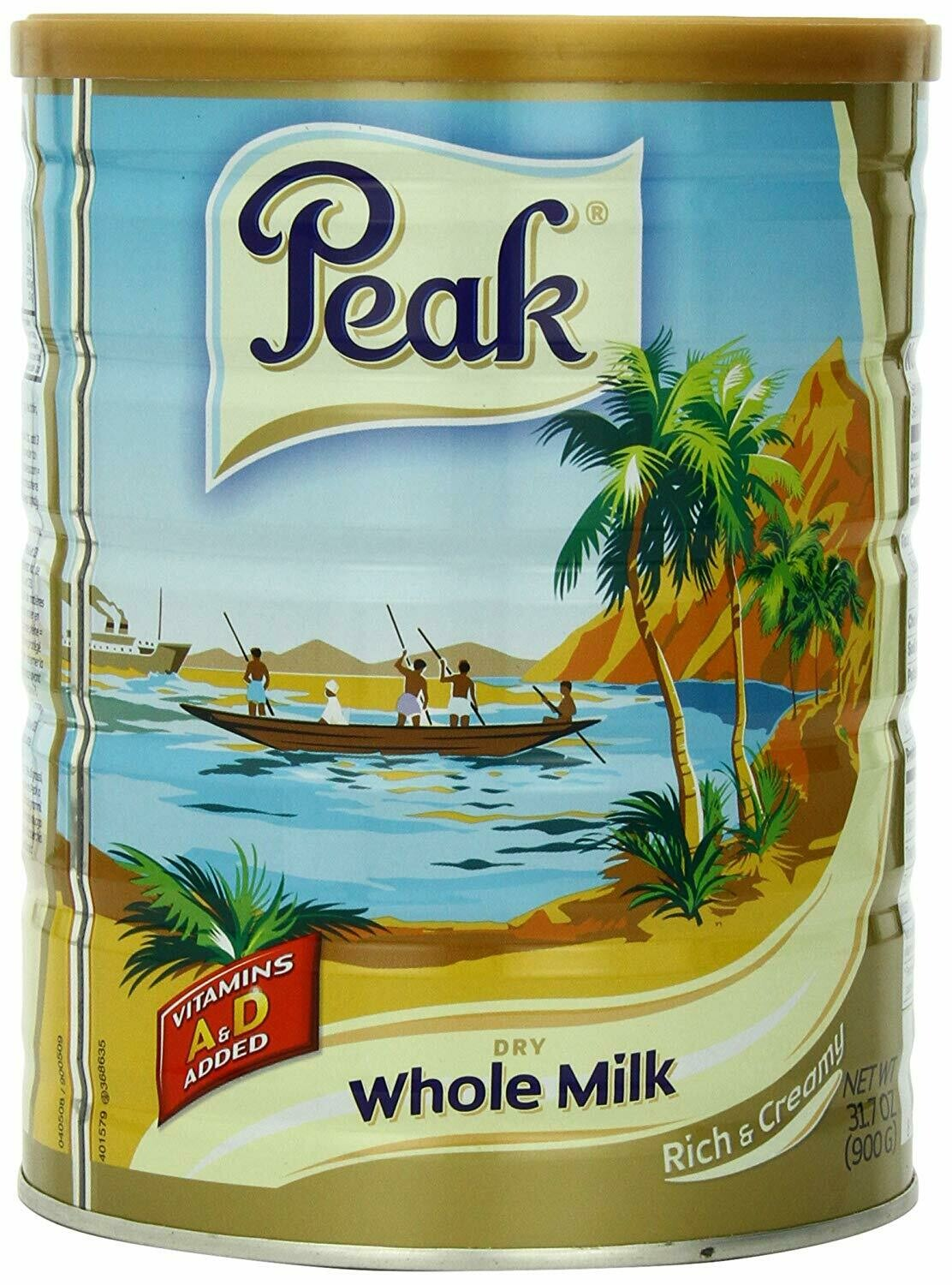 PEAK MILK POWDER 900GR