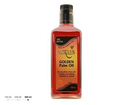 GOLDEN PALM OIL CHOLESTEROL FREE 500 ML
