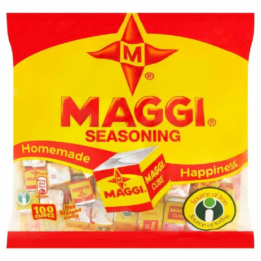 Maggi Halal Cubes 400G(100cubes)