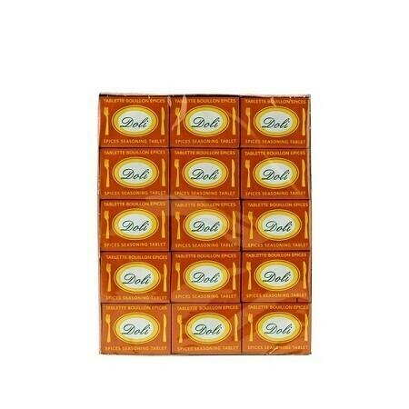 Doli Spices Seasoning 60 Tablets