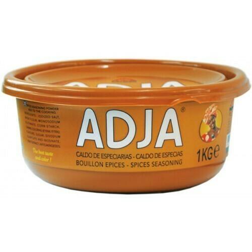 Adja Bouillon Spice Seasoning Powder 1 kg