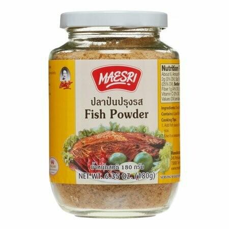 Maesri Fish Powder, 6.4 Oz