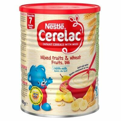 NESTLE CERELAC MIXED FRUITS & WHEAT WITH MILK 1KG