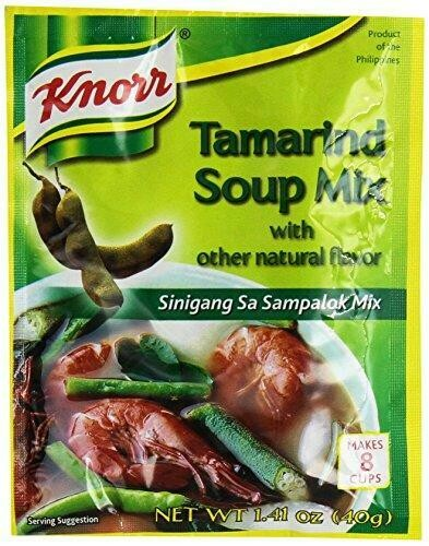 KNORR TAMARIND SOUP MIX 144X 1.41OZ (40G)