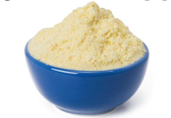 Poukou Yellow Corn Flour 5lbs