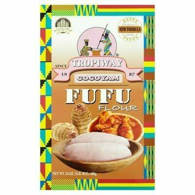 Tropiway Cocoyam Fufu Flour  24oz