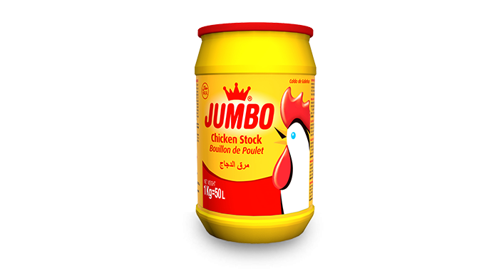Jumbo Chicken Powder 1Kg Bottle