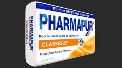 Pharmapur Protex soap 150g