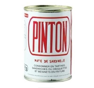 Pinton Sardine 380g