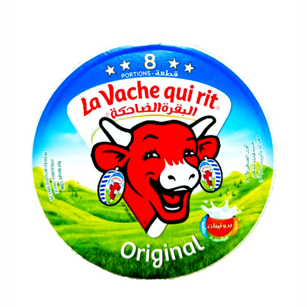 La Vache Qui Rit Original Cheese (French) - 8 Pcs