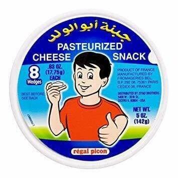 Regal Picon Patarized cheese - 8 Pcs